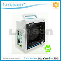 8 Inch Screen Veterinary Patient Monitor for Pet Hospital/Clinic