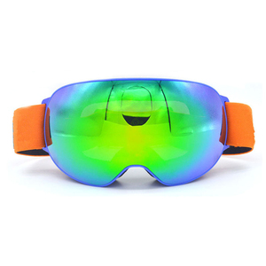 126f382c49 High Quality 100% UV protection Anti-scratch Double layer lens Colors  optional ski goggles