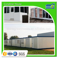 Durable Fast Prefab China 20ft movable pre made houses for sale