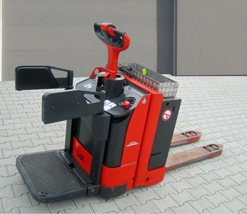 Pallet truck -pre used- 2 Ton - Linde T 20 - used Forklift