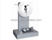 impact toughness test machine/impact toughness test instrument,pendulum impact charpy izod testing machine
