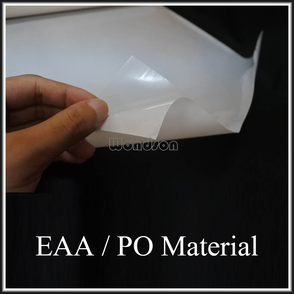 For Textile Fabric Clothing EAA Material Hot Melt Adhesive Films