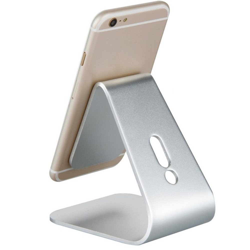 Aluminium alloy mobile phone stand for for iphone 4s for iphone 5s for iphone 5 for iphone 6 for iphone 6 plus