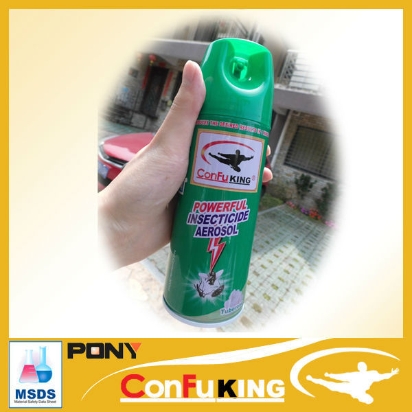 household clean pesticide spray