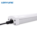 30w 40w 60w 80w dustproof led tri-proof light tube UL IP65 for outdoor