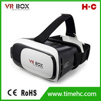 425G OEM Accept 3D Glasses Vr Box with Bluetooth Controller