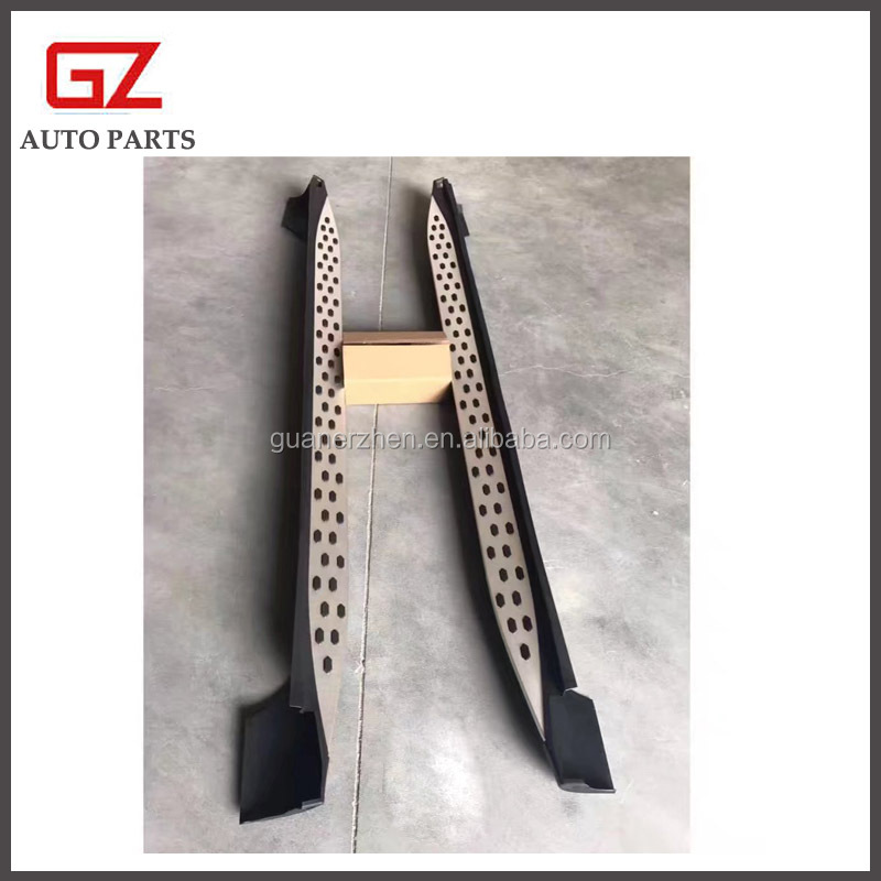 Hot sale factory aluminum step bar for 2017 suzuki s-cross