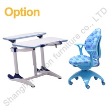 Quality guarantee kids plastic cartoon study table and chair
