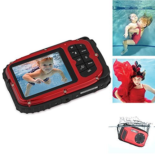 Best Quality Original Waterproof Camera 8X Digital Zoom 10 Meters Underwater
