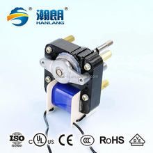 Alibaba china hot selling the copper ac yjf shaded pole fan motor