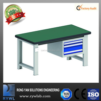 woodworking bench electronic industrial working table