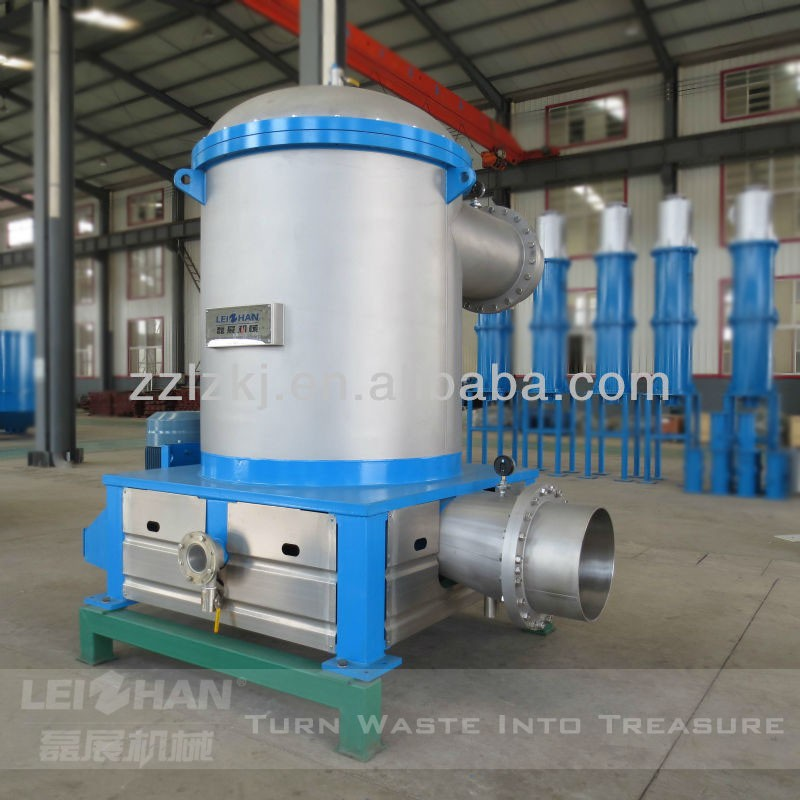 Paper Pulp Production Line / Pressure Screen for Paper Industry