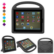 Hot selling brandnew EVA durable stand kids safety case for iPad 2 3 4 9.7 inch iPad housing