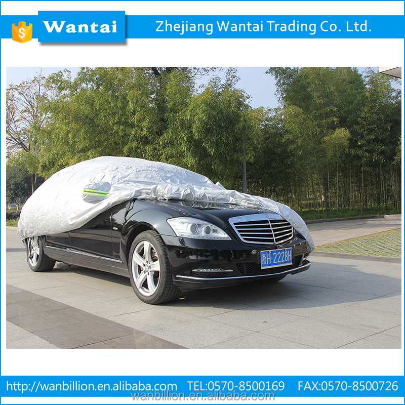 hot sell high quality heat resistant waterproof car cover
