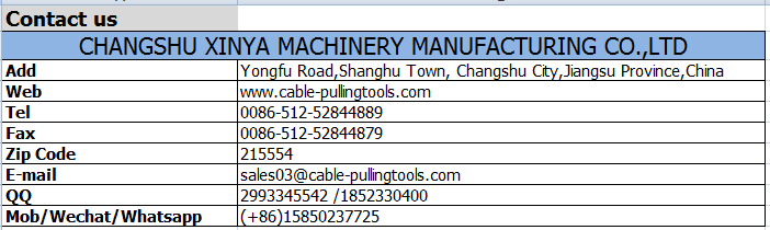 China supplier Cable Laying Equipment , Underground Cable Tools Canble Roller Steel Bellmouths With Roller