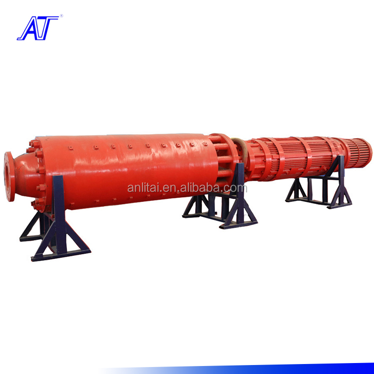 Single-suction multistage centrifugal submersible pump for sale