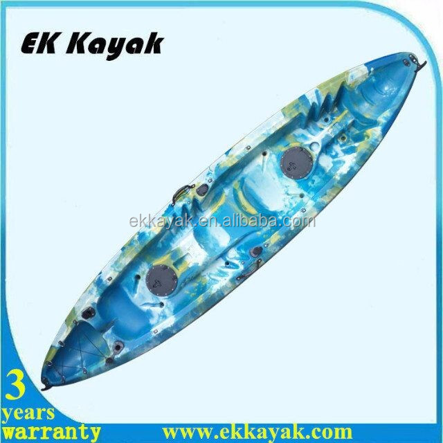 Sit on top new style cheap platic sea kayak fishing kayak for Best cheap fishing kayak