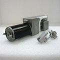 Brand New Small Size 24V DC Chain Wheel Worm Gear Window Motor From China Manufacture JSX560 Series
