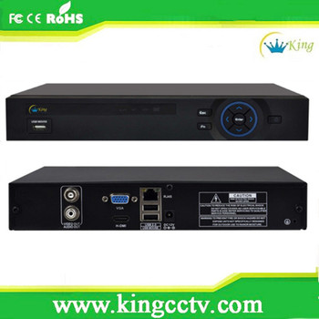 Hot selling 1080p full hd onvif 8ch nvr poe