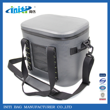2017 Outside fishing bag,Waterproof zipper Portable cooler for camping/TPU Coolers Bag Hopper