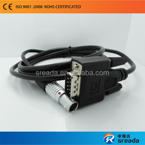 Trimble 15700,5800,R7( 32345 59044 type ) Cable with Lemo FGG Plug