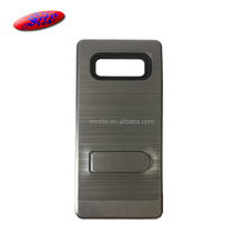 For samsung galaxy note 8 case shockproof hybrid cover, free sample phone case