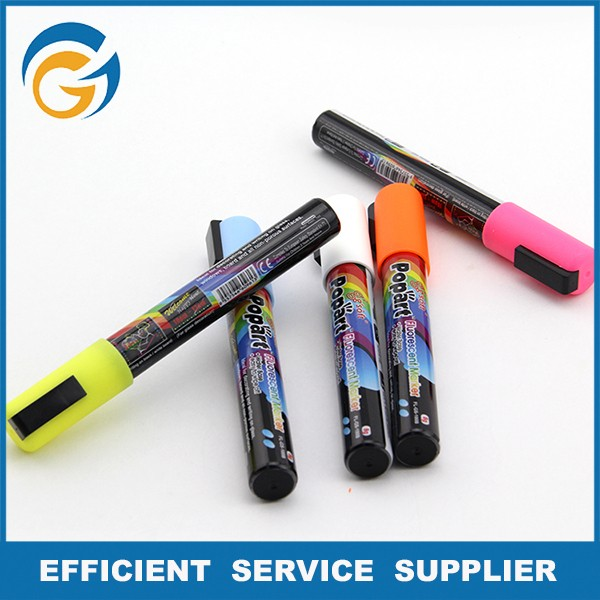China Manufacturers 10 Colors Chalk Pen Window Marker