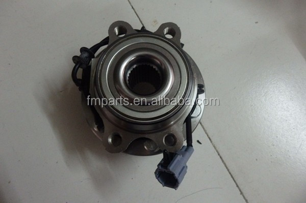 Japanese car frontier wheel hub bearing 40202-EA000