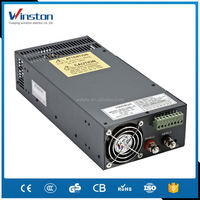 CE ROHS SCN-1000 12V 24V 27V 36V 48V 1000W Switch mode power supply
