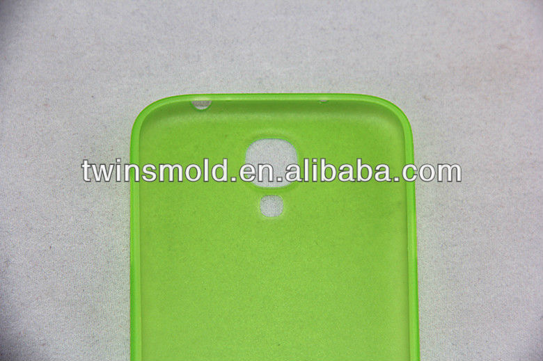 OEM/ODM Hot selling Customize 0.45mm Ultrathin PP Funny case for Samsung Galaxy S4 I9500 with fashionable color