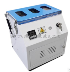 Mini size mobile phone waterproof vacuum nano coating machine