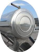 Good quality New type Pressurized with tank solar water heater