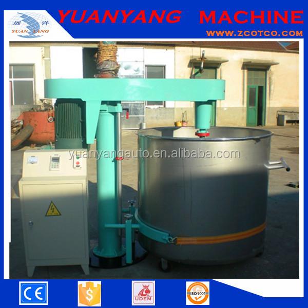 variable High Speed Dispersing Mixer for Polyurethane paint and Adhesive