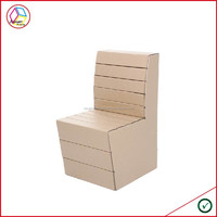 High Quality Corrugated Paper Chair