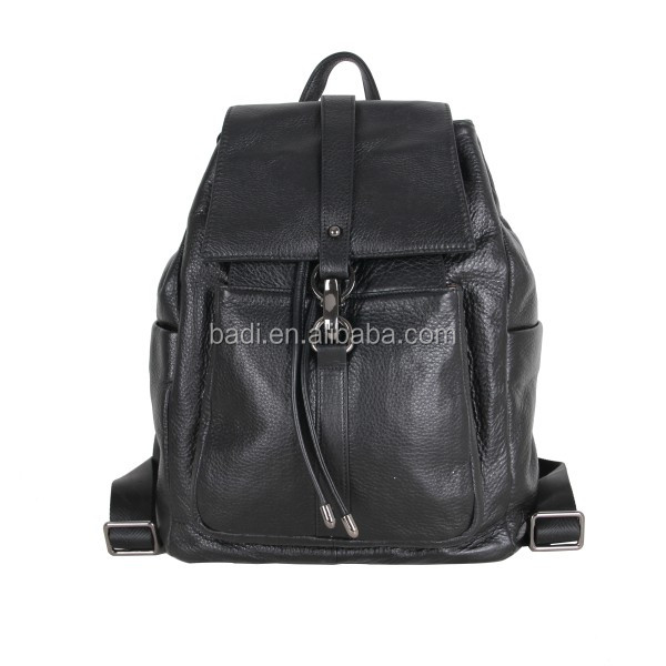 2016 China wholesale handbag distributors elegant ladies fancy backpack bags