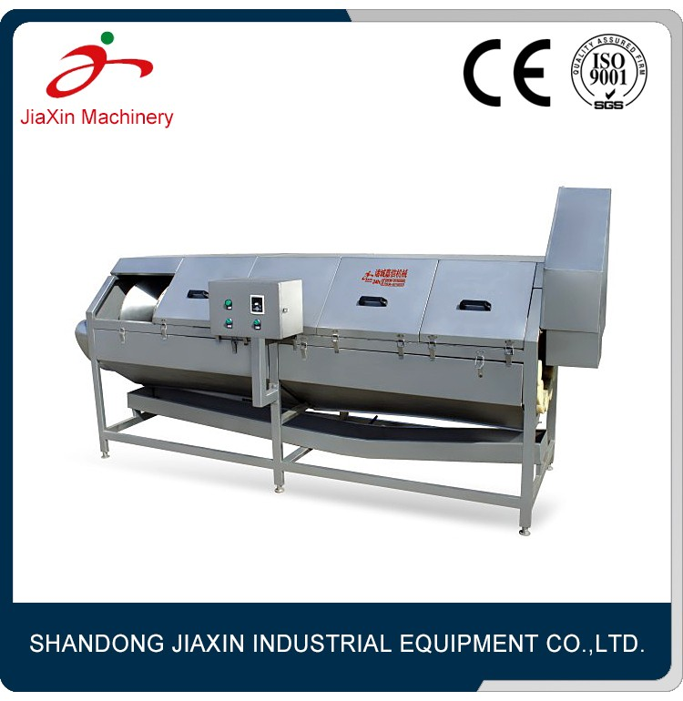 High pressure stainless onion peeling machine