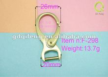 purse hanger purse hook qifeng Metal swivel hook -298