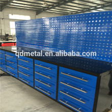 Us general tool box parts germany steel 20 drawers tool cabinet /tool box workbenches with ball bearing slide made in China