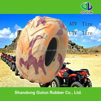145/70-6 Colorful golf cart tyre/ATV tire