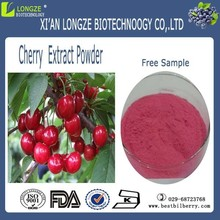 tart cherry extract VC17%,Nature fruit extract Cherry Extract With Vitamin C