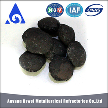 Well-known good quality and low price casting Ferro Silicon alloy brequettes