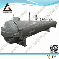Water Impregnation Autoclave For Wood