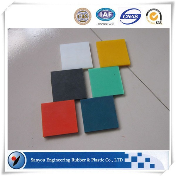 extruded hdpe sheet/high quality slide pehd thin board