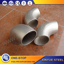 6 inch 90 degree sch40 long radius 3d steel elbow