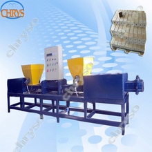 Advanced Technology wood sawdust block making machine for EU wooden pallet from Chryso