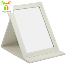 Delicacy Cheep Foldable Fancy Table Mirror for Elegant Lady