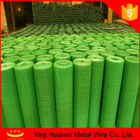plastic coated fireproof wire mesh fencing