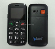 blind people gps mobile phone with sos button emergency call for old people