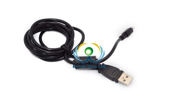 USB 2.0 PC Data Cable/Cord/Lead For Sanyo CAMERA Xacti VPC-S60/p/u/ex/gx/px/tp