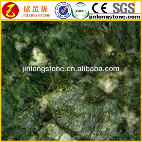 Green Butterfly Granite Slabs